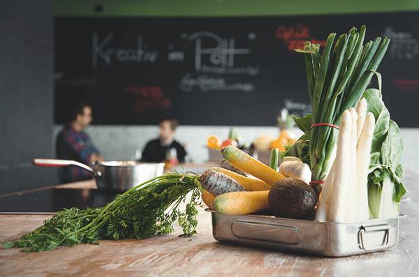 Vegane Sommerküche : Kochmomente vegane sommerkÜche